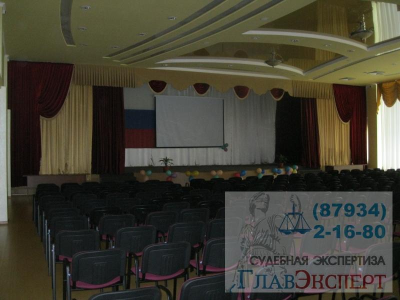 МОУ СОШ на 990 мест в 566 квартале г.Ставрополя
