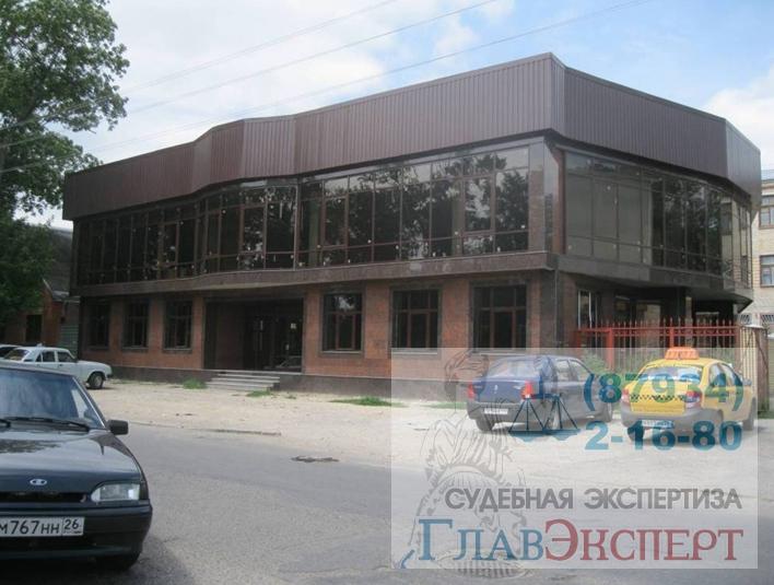 Нежилое административное здание, г.Ессентуки