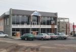 Административный корпус и банкетный зал в п.Иноземцево