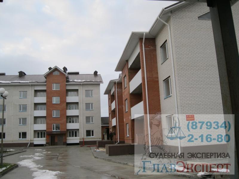 «Комплексное здание». Войсковая часть г. Невинномысск
