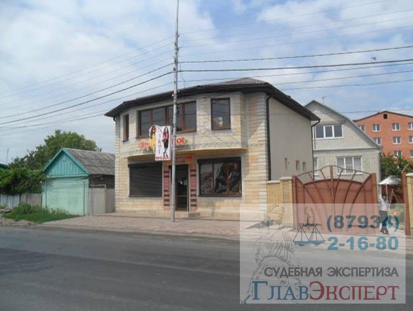 Здание в ст. Ессентукская
